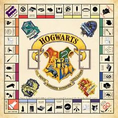 Original pinner: i decided to spice up our Monopoly game. i'm making my custom Harry Potter Monopoly. Harry Potter Tumblr, Harry Potter World, Monopoly Harry Potter, Images Harry Potter, Harry Potter Thema, Classe Harry Potter, Estilo Harry Potter, Harry Potter Games, Harry Potter Classroom