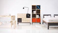 Kolekcja NORNÄS by IKEA | Wnieś do domu atmosferę szwedzkiego lasu. | Kolekcja NORNÄS łączy czyste linie nowoczesnego skandynawskiego wzornictwa z litym drewnem sosnowym z dalekiej północy Szwecji. Bardzo trwałe, wyraziste drewno pozyskiwane ze zrównoważonych źródeł zyskało dzięki nam nowoczesny, ponadczasowy styl. Przy odrobinie pielęgnacji ta kolekcja wprowadzi do domu jasną, naturalną atmosferę, która przetrwa wiele pokoleń.
