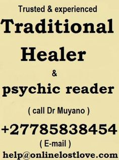 Powerful traditional healer ,herbalist and fortune teller - United States, NORTH AMERICA - Beta Classifieds Fortune Teller, Healer, North America, Spirituality, How To Remove, United States, Traditional, Spiritual