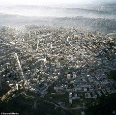 Muestran la sobrepoblación del DF en fotos aéreas - Comunidad - El Universal DF