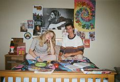 The Fall look book from SF based retro brand Camp Collection's The Babysitter's Club edit is the ultimate throw-back indulgence. My New Room, My Room, The Baby Sitters Club, Teenage Dream, Retro Aesthetic, Friend Pictures, Film Photography, Vintage Photography, Bedroom Decor