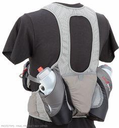 Kinetic - Bottle Hydration Vest for Endurance Runners