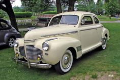 1941 Chevy Master Deluxe coupe