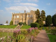 Capernwray Hall, Carnforth, England  Can't wait!!!! So excited!!! <3
