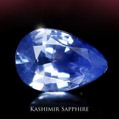 カシミール産コーンフラワーサファイア0.66ct (非加熱) kashimir sapphire http://www.rejou.jp/?pid=98077821