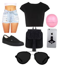 """""""Dark Remakrks"""" by obey-the-myla on Polyvore featuring Alice + Olivia, Vans, River Island, 3.1 Phillip Lim, women's clothing, women's fashion, women, female, woman and misses"""