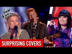 These five talents sing an amazing new version of a some of the best global hits. Are these covers better than the original? Open the cards…