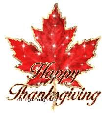 Image result for Happy Canadian Thanksgiving 2018