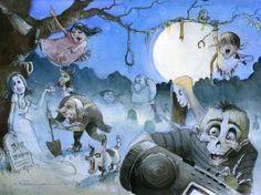 Halloween by GabrielEvans.deviantart.com on @deviantART
