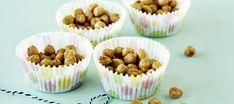 Paahdetut kikherneet | Pääraaka-aine | Reseptit – K-Ruoka Vegan Recepies, Vegetarian Recipes, Finnish Recipes, My Cookbook, Mini Cupcakes, Tapas, Muffin, Baking, Breakfast