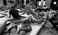 Disturbing photo essay of asylums from around the world.