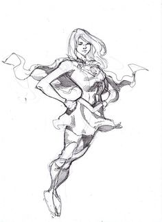 Supergirl by Ryan Stegman