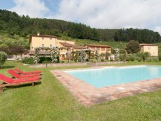 Tuscan Holiday Country Home in Lucca Casa Fattore   Italy Vacation Villas