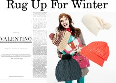 """""""Rug up this winter"""" by tillyparis on Polyvore"""