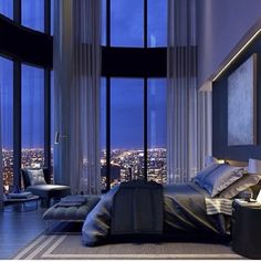 Amazing view, amazing room
