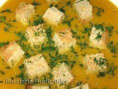 Supa crema de morcovi, Rețetă Petitchef Palak Paneer, Cooking Recipes, Vegetarian, Ethnic Recipes, Soups, Kitchen, Salads, Cooking, Chef Recipes