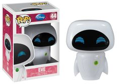 Funko Pop Disney: Wall-E - Eve Vinyl Figure
