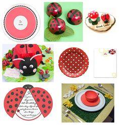 ladybug party ideas - Google Search