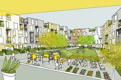greenwich millenium village | www.heinewelt.dewww.heinewelt.de