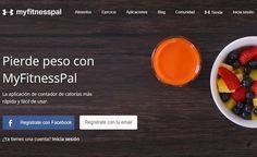 MyFitnessPal es una aplicación web gratuita para llevar un registro de comidas y…