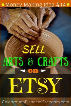 Money Making Idea #14- Sell Arts and Crafts on Etsy  My latest post shows you…