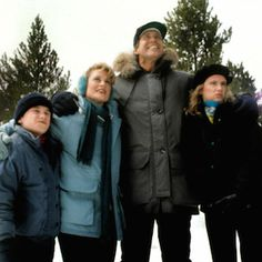 """National Lampoon's Christmas Vacation (1989): The only thing better than a Christmas comedy is a Christmas comedy starring Chevy Chase and the rest of the relatable Griswold family. Laugh along and discover just how """"perfect"""" the holidays can be."""