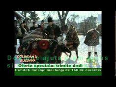 Cu colinda in Bucovina Romania, Christmas Ornaments, Holiday Decor, Youtube, Christmas Jewelry, Christmas Decorations, Youtubers, Christmas Decor, Youtube Movies