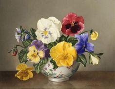 Gallery.ru / Фото #67 - Цветы и букеты 101 (фиалки, анютины глазки) - shennon