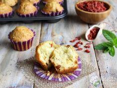 Muffin alle Bacche di Goji  Soffici, gustosi e salutari! http://bit.ly/mufin-bacche-di-goji