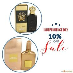 Happy 4th of July! Everything on Sale! Celebrate #FourthofJuly with 10% Off Storewide! www.Perfushop.com Your go-to source for Premium #Fragrances and #Perfumes. Trusted #Quality. Great #Brands. Better You!. Use Code INST10 for 10% Off your entire purchase!  #musthave #loveit #instacool #shopping #onlineshopping #instashop #instagood #instafollow #picoftheday #love #smallbiz #instasale #sale  Perfushop.com - Trusted Quality. Great Brands. Better You!