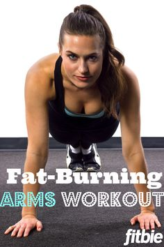 This fat-burning routine will tone your upper body in time for tank-top weather. | Fitbie.com
