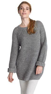 Esprit / Ensfarvede pullovers