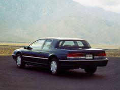Mercury Cougar '1989–91