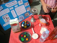 Science Magazine: SCIENCE FAIR PROJECT - TURNING MILK INTO PLASTIC! By Sergio Rodríguez Bastian