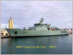 O Palhetas na Foz: Depois de vigiar os russos… o Navio da República P...