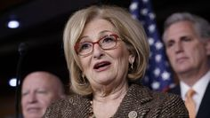 """Rep. Diane Black (R-Tenn.) proposed on Friday that hospital emergency rooms should be able to turn patients away to help keep health care costs down. """"I'm an emergency room nurse,"""" Trump Tax Plan, Trump Taxes, Military Cut, Emergency Room Nurse, Military Spending, School Shootings, Long Term Care, Hurdles, Budgeting"""
