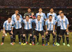 Festejos argentinos en el Mundial de Fútbol
