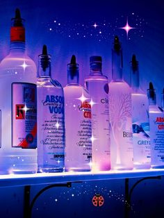 RGB LED Strip Light by Lumilum to showcase Liquor