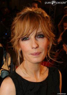 Kelly Reilly à son arrivée à l'avant-première du film Flight au Gaumont Marignan à Paris, le 15 janvier 2013.