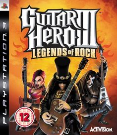 Guitar Hero III Legends of Rock * Want to know more, click on the image. Note:It is Affiliate Link to Amazon.