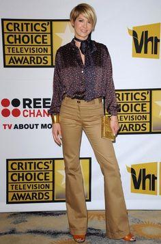 Jenna Elfman Photos: Critics' Choice Television Awards