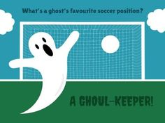 A funny Football template with an illustration of a ghost playing soccer. A Funny, Hilarious, Football Template, Soccer Positions, Funny Football, Funny Quotes, Jokes, Templates, Illustration
