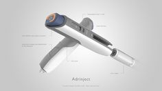 Adrinject and Adripod are two products that can solve the different issues during the intravenous treatment: First, Adrinject is a semi-automatic adrenaline injector that speeds up the set-up by using 4-in-1 doses, reloads automatically, and alerts the pa…