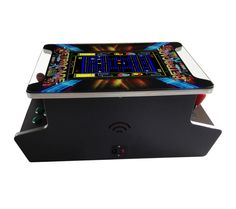 HolySmoke 2 Player TableTop Arcade Game Machine - 60 Games Included
