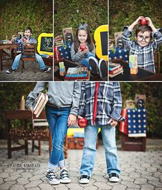 Back to School mini session..  https://www.facebook.com/pages/Paige-Kimball-Photography/37689099979