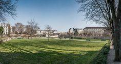 Jardin Catherine Labouré © Mairie de Paris/François Grunberg
