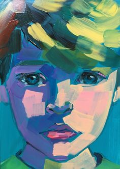 Jessica Miller Paintings | Portraits and Landscapes