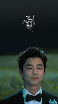 GONG YOO♥♥ #DORAMAS #OPPAS Korean Star, Korean Men, Korean Actors, Lee Dong Wook, Lee Joon, Lee Jong Suk, Goblin Kdrama, Goong, Kim Go Eun