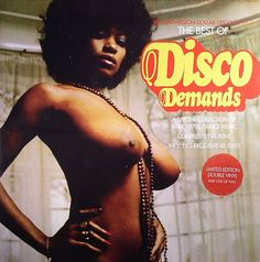AL KENT, Al/VARIOUS - The Best Of Disco Demands : A Special Collection Of Rare 1970s Dance Music (Front Cover)