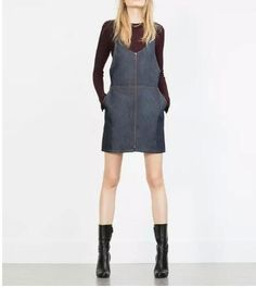 29.99$  Watch here - http://aipc1.worlditems.win/all/product.php?id=32582891250 - 2016 New Spring Fashion Women Sleeveless Denim Jumpsuit Zipper Front With Pockets Overall Side Pockets